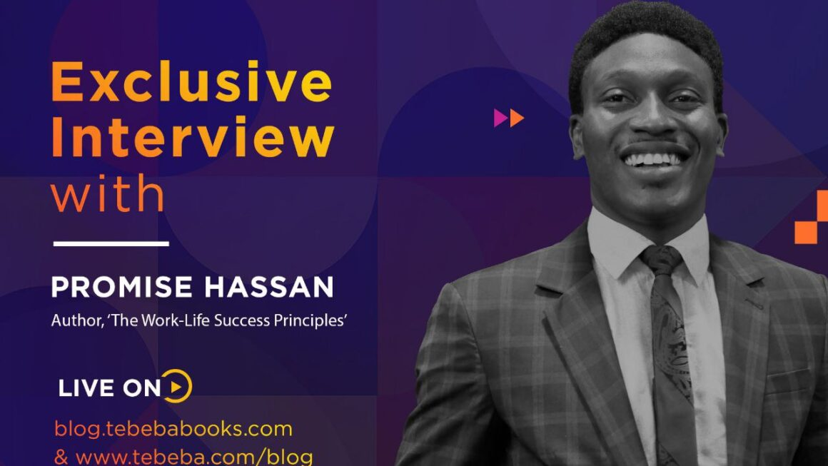 PROMISE HASSAN: HOW TO BUILD A THRIVING CAREER